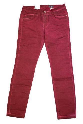 Angels Jeans Patti Knitter red Damen Jeans Hose viele Größen Neu rot gerade
