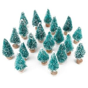 15Pcs-Artificial-Mini-Christmas-Tree-Pine-Trees-Kid-Gifts-Desktop-DIY-Home-Decor