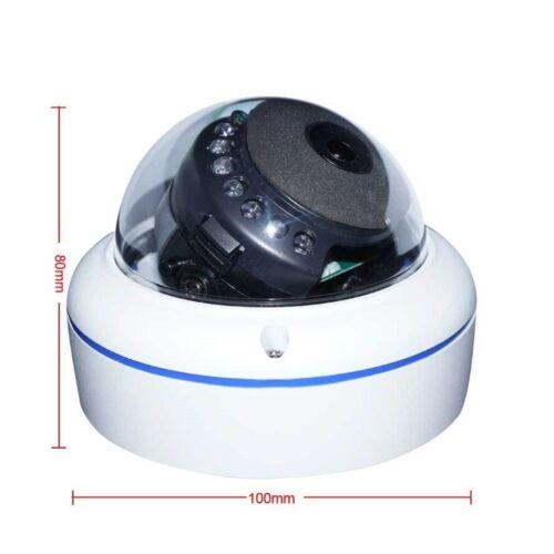 OSD key 2.0MP 1080P AHD Camera 180 Degree Wide Angle IR leds Home Security