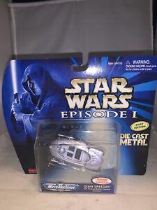 1998-MicroMachines-Star-Wars-Gian-Speeder-Die-Cast-Metal-Vehicle-NRFP