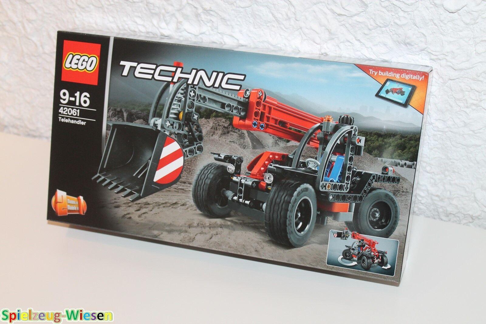 Lego ® Technic 42061 télescopique chargeur-NEUF & neuf dans sa boîte -