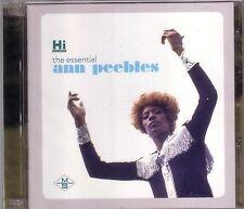 2 CD (NEU!) . Best of ANN PEEBLES (I can´t stand the rain Part Time Love mkmbh