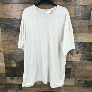 Asos Design Women's Cream Short Sleeve Oversized Tunic Shirt Size 12