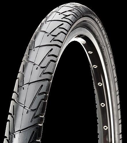 26x2.125 Black Wall Cheng Shin C241 Street Bicycle Tire Wire Bead