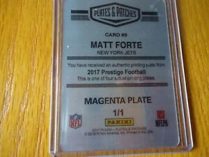 2017-PANINI-PLATES-amp-PATCHES-PRINTING-PLATE-MATT-FORTE-NEW-YORK-JETS-1-1