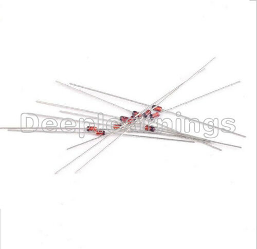 1000PCS 1N4148 IN4148 LL4148 DO-35 switching signal Doides NEW