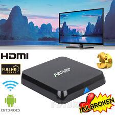 2017 M8S+ Plus Amlogic S805 Quad Core Android 4.4 3D Smart TV Box Media 1G+8G