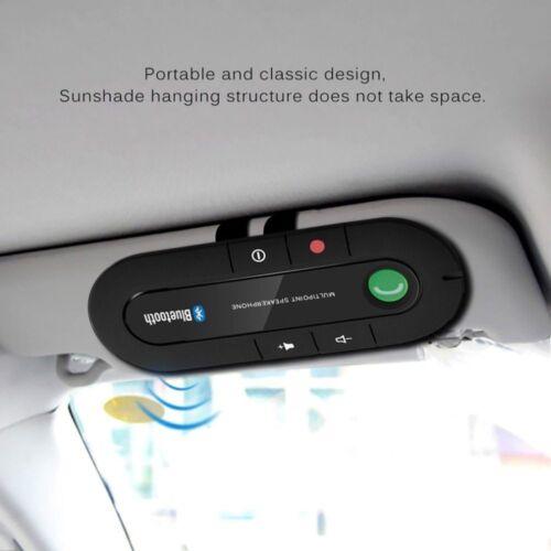 Kit De Coche Supertooth Budy Bluetooth Manos Libres Clip visor Android iOS