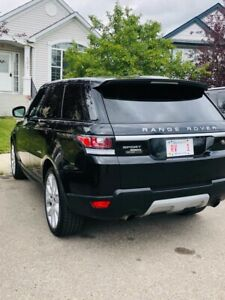 RANGE ROVER SPORT SUPERCHARGED 22IN WHEELS IMMACULATE CONDITION