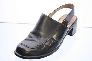 Tamaris-Schuhe-schwarz-Leder-Gr-37-UK-4