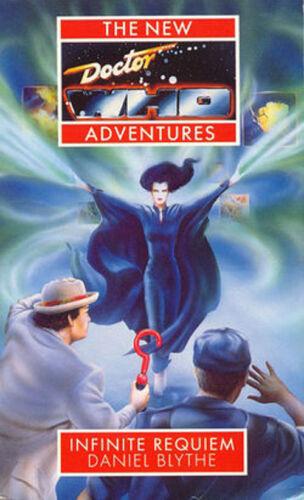 Dr Doctor Who Virgin Missing Adventures Book INFINITE REQUIEM Mint New
