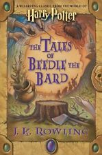 Harry Potter: The Tales of Beedle the Bard by J. K. Rowling (2008, Hardcover, Collector's)