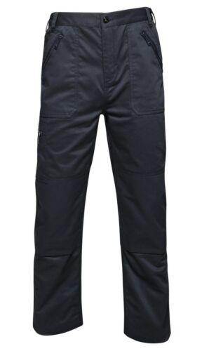 Regatta Professional TRJ600 Mens Pro Action Trousers Multi Zip pockets Regular
