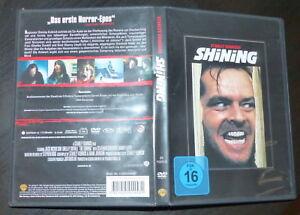 Shining - mit Jack Nicholson & Shelly Duvall !! Wie Nagelneu !!