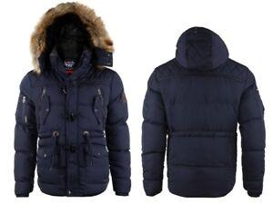 new styles a4c61 e3255 Details zu Cipo & Baxx Herren Winterjacke Parka CM107 | SALE -50%