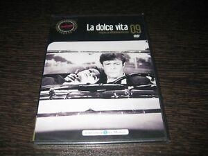 LA DOLCE VITA DVD ANOUK ALMEE ANITA EKBERG MARCELO MASTROIANNI PRECINTADA NUEVA