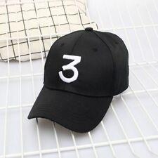 5f9b33e6a75 Chance The Rapper 3 Dad Hat Baseball Cap Adjustable Strapback Hip Hop Hat