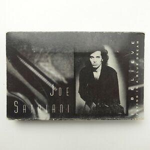 Joe Satriani I Believe / Flying In A Blue Dream (Cassette)