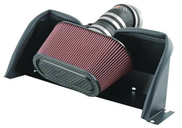 Engine Cold Air Intake Performance Kit K&N fits 05-06 Chevrolet SSR 6.0L-V8