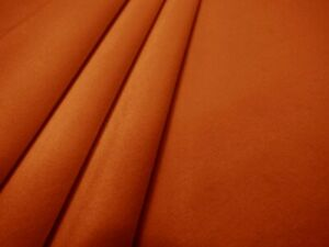 Clarke-amp-Clarke-Alvar-Sunset-Orange-Velvet-Fabric-Curtains-Furnishing-Upholstery