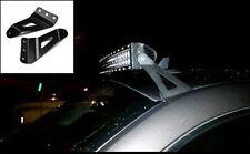 "For 07-14 Chevy Silverado/GMC Sierra 52""Curved LED Work Light Bar Mount Bracket"