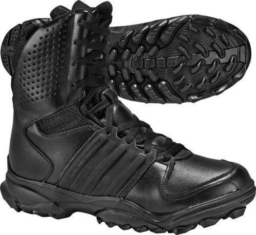 ADIDAS GSG 9.2 Nero Stivali PUBBLICA autorità Scarpe Nero 9.2 Esercito Polizia Swat adulti da uomo 70b79b