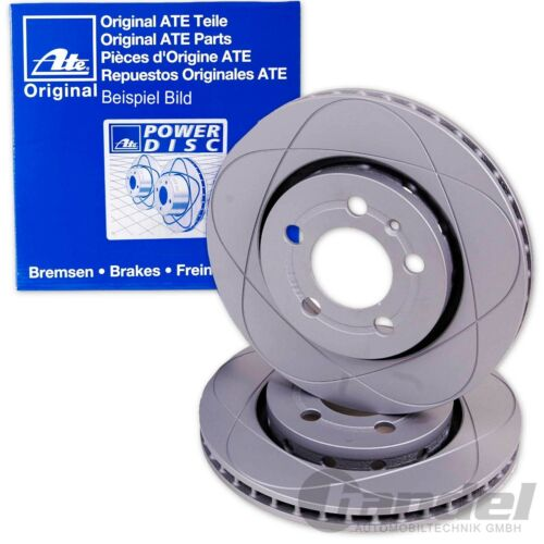 FOCUS III 2x Unités antithrombine POWER DISC DISQUE DE FREIN AVANT FORD C-MAX II