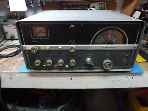 Hallicrafters Ht 37 Ham Radio Transmitter Full Output Ebay
