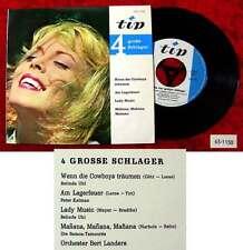 EP 4 große Schlager Peter Kalman Samoa Tamourés Belinda Uhl(Tip 63--1150) D