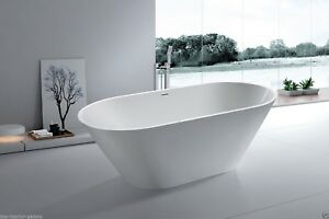 Bathtub Freestanding Solid Surface