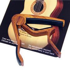 Kapodaster 47mm für Elektrischen und Akustischen Gitarren Ukulele Bass Schwarz