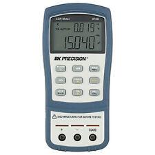 Bk Precision 879b Dual Display Handheld Lcr Meter With Esr Measurement