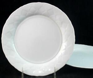 Lindt-Stymeist-DIAMOND-2-Salad-Plates-GOOD-CONDITION