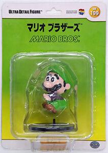 Medicom-UDF-199-Ultra-Detail-Figure-Nintendo-Mario-Bros-Brothers-Luigi