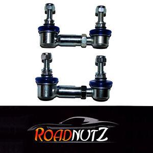 RoadNutz Front Adjustable Suspension Drop Links for Volkswagen E-Up!//Up 2011-On
