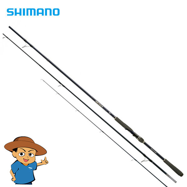 Shimano NESSA S906MML Medium Light 9'6  saltwater spinning fishing casting rod