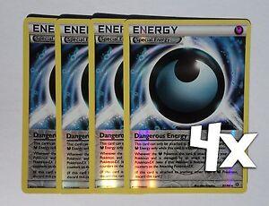Pokemon XY Ancient Origins Dangerous Special Energy 82//98 Uncommon Mint