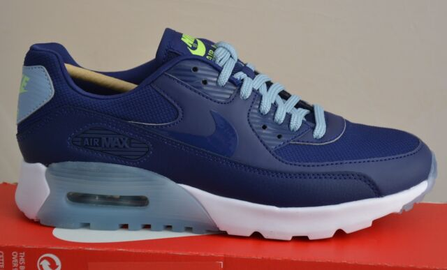 238881889a4c Nike Womens Air Max 90 Ultra Essential Trainers 724981 402 SNEAKERS ...