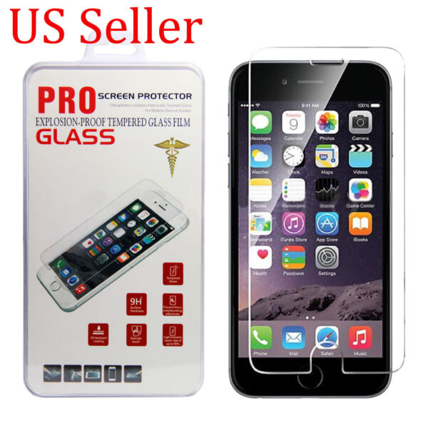 TEMPERED GLASS SCREEN PROTECTOR FOR APPLE Cell Phones Tablet