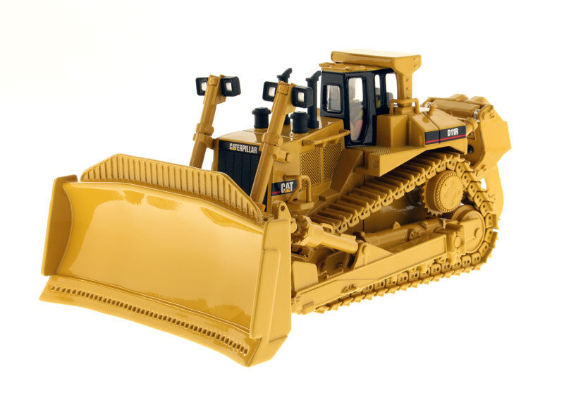 1 50 CATERPILLAR Engineering Vehicles DM CAT 85025 D11R Alloy Diecast Bulldozer