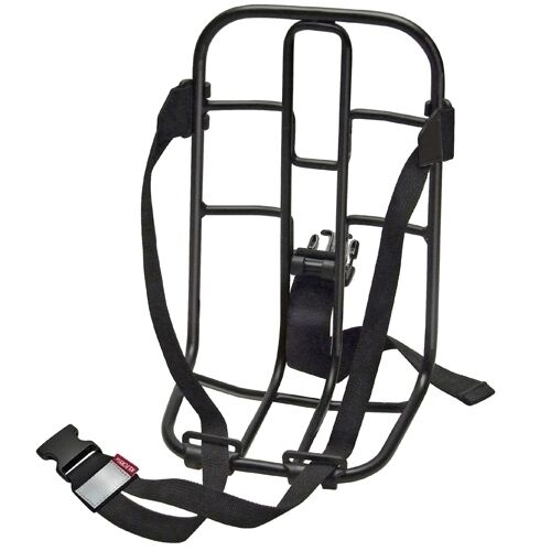 Rixen and Kaul Vario - Adaptable Carrier Rack for Fahrrads - FRONT or REAR FIT