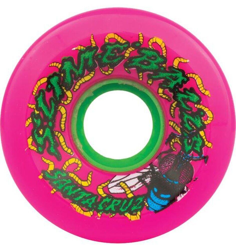 SANTA CRUZ Slime Balls Maggots 60mm 78a Pink