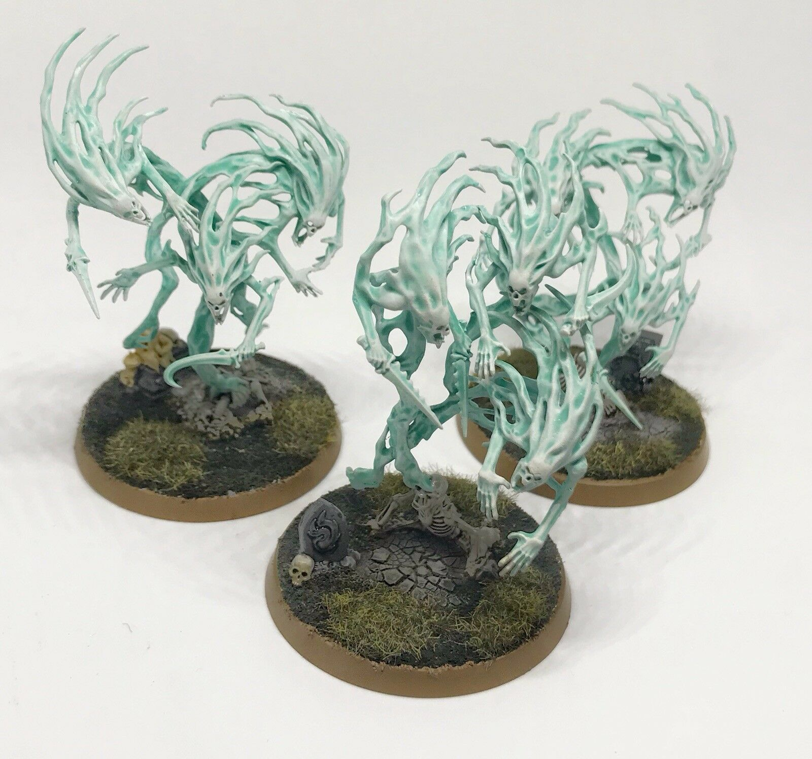 Spirit Hosts-Age of Sigmar mort nighthaunt miniatures