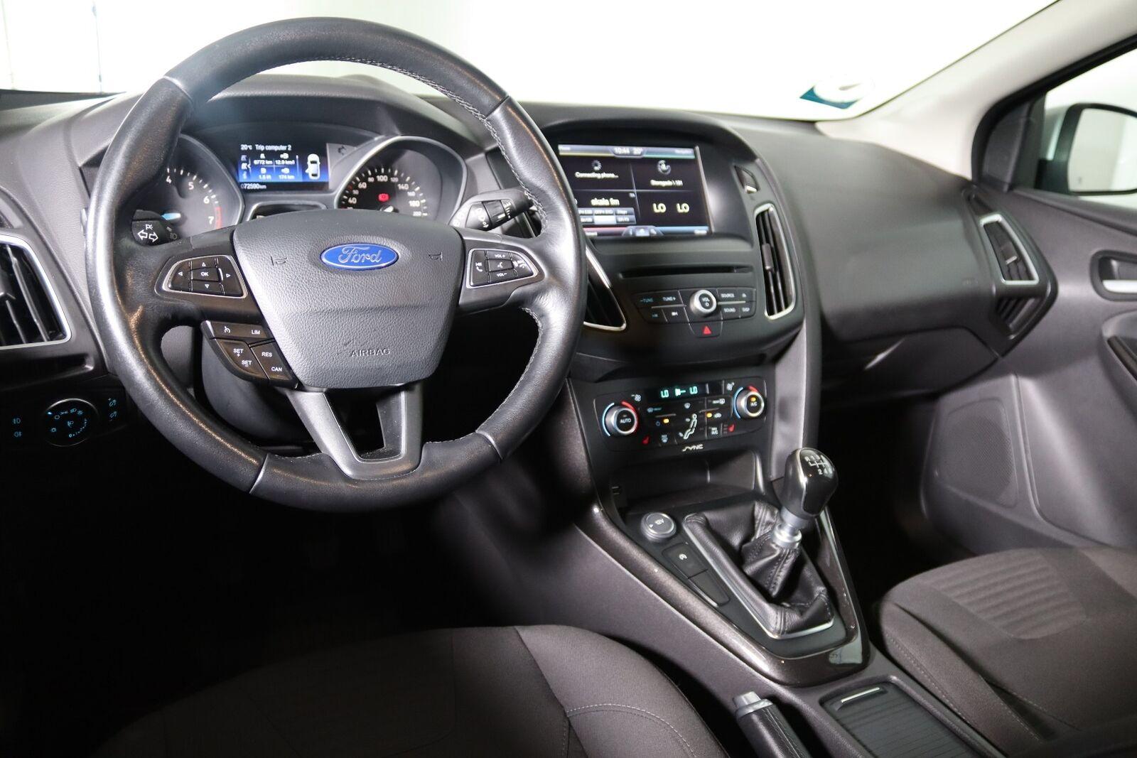 Ford Focus 1,5 SCTi 182 Titanium stc. - billede 7