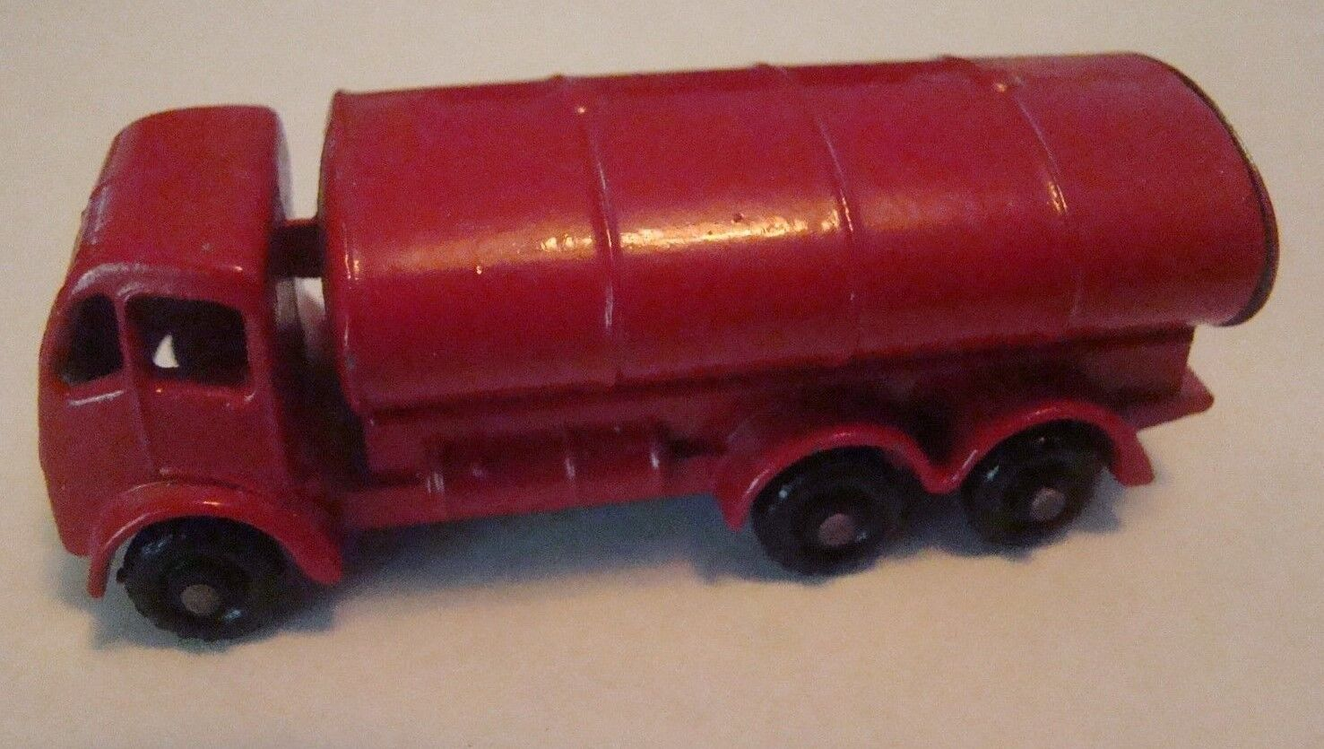 MATCHBOX REGULAR roue 11B camion-citerne BPW 1958