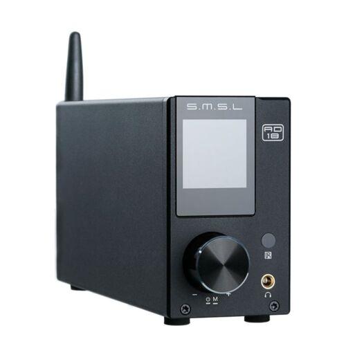 SMSL AD18 V3.1 80W*2 Bluetooth 4.2 HIFI USB DSP Digital Decoding Power Amplifier