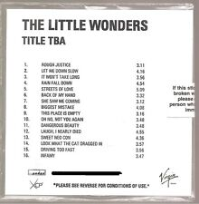 "ROLLING STONES ""A Bigger Bang"" Little Wonders TBA Promo CD RAR"