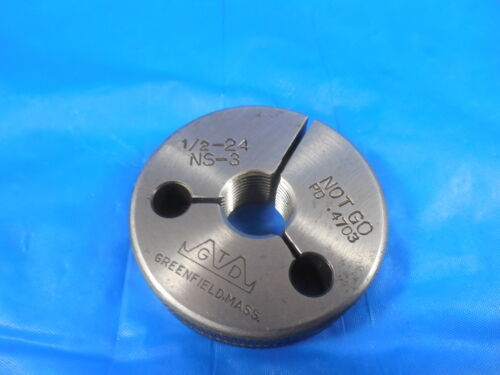 """Fowler 1//4/""""-1//2/"""" Ratchet Tap Wrench 52-492-020"""