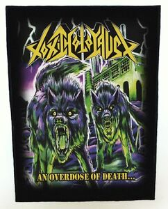 TOXIC-HOLOCAUST-BACKPATCH-SPEED-THRASH-BLACK-DEATH-METAL