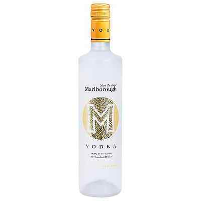 Divas M Vodka 700mL bottle Marlborough